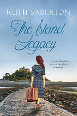 Ruth Sabrton The Island Legacy Book Cornish Fiction