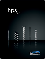 Sistema de Placas para Mano HPS