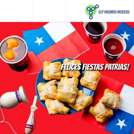 🇨🇱 Felices Fiestas Patrias! 🇨🇱