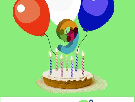 9 años contribuyendo a mejorar la salud en Chile!