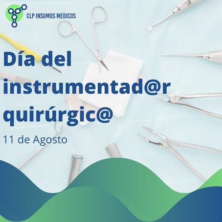 11 de Agosto | Día de los instrumentadores quirúrgicos