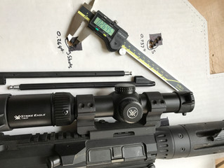 The Optimal AR Rifle Zero: How to find your zero distance for optimal trajectory
