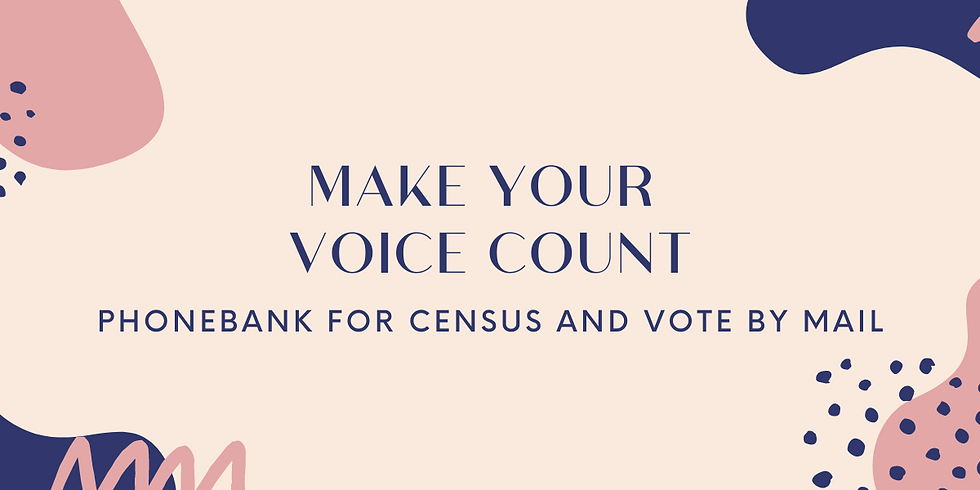 Safe Elections & Census Phone Banking