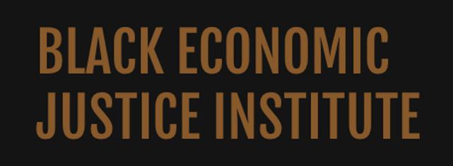 Black Economic Justice Institute