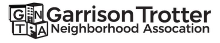 Garrison Trotter Neighborhood Association