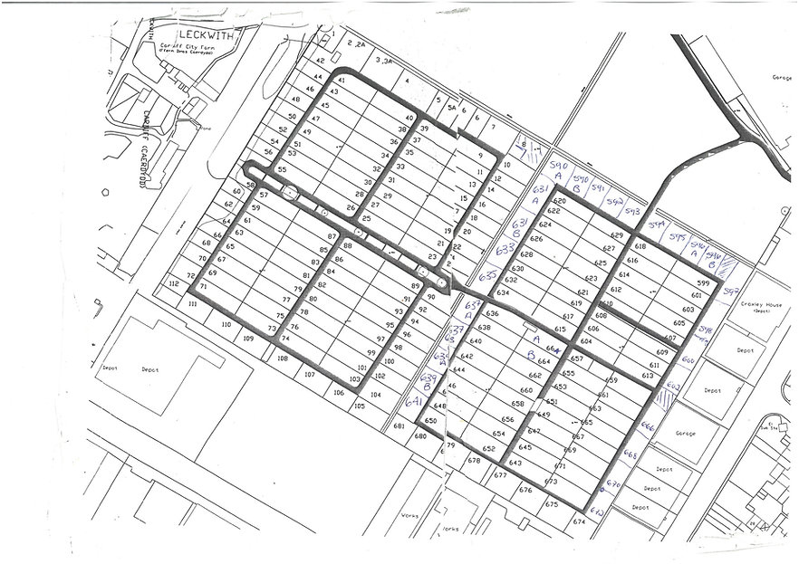 Leckwith Droves Site Plan July 2019 copy
