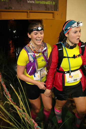 Forest Trail : Énorme présence TUC pour la première étape du TUC Tour