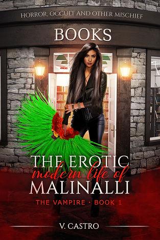 Malinali, La Malinche is a vampire in 2018