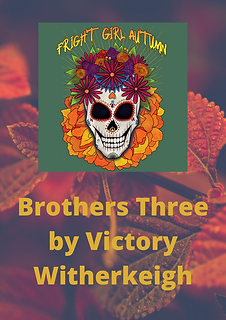 Brothers Three by Victory Witherkeigh.pn