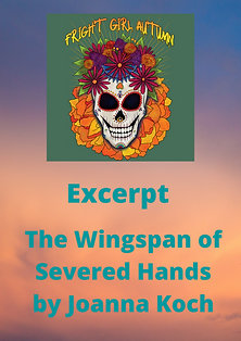 The Wingspan of Severed Wings by Joanna