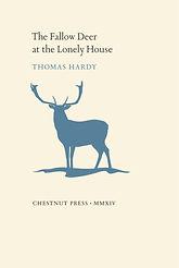 Thomas Hardy The Fallow Deer