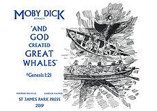 Moby Dick Melville Garrick Palmer