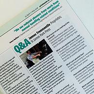 Printweek magazine