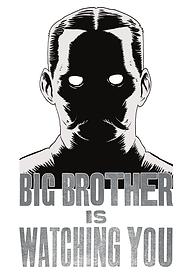 Big Brother is Watching You - Joe Higgins