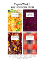 Virginia Woolf and the Hogarth Press