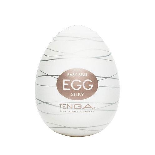 Tenga Egg Masturbator, Silky