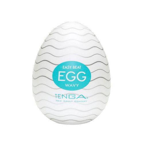 Tenga Egg Masturbator, Wavy