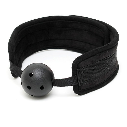 Rimba Padded Mouth Gag with Breathable Ball