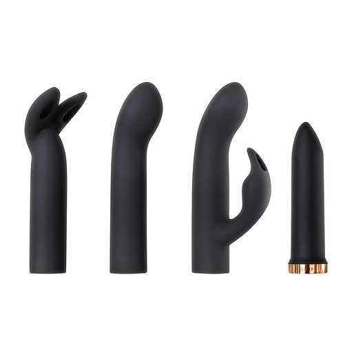 Evolved Four Play Vibe Kit Sex Toy Kit