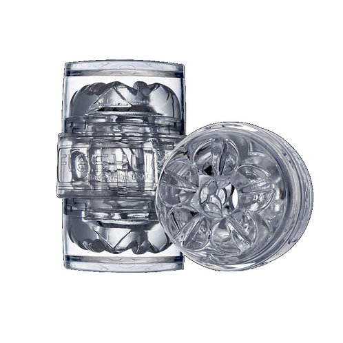 Fleshlight Quickshot Vantage, Clear