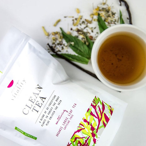 Clean Tea - 60g Cleansing Tea
