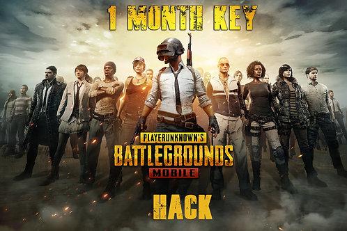 1 Month Key PUBG Mobile