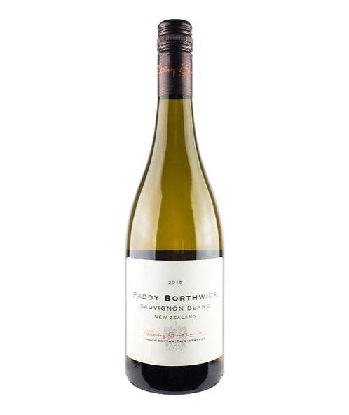 Paddy Borthwick - Paper Road Marlborough Sauvignon Blanc