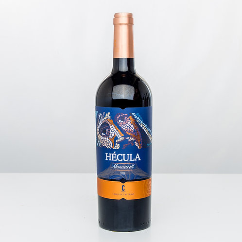 Familia Castaño - `Hécula` Monastrell