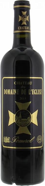 Chateau du Domaine de L'Eglise Pomerol 2015
