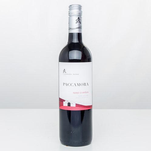 Paccamora, Nero d'Avola