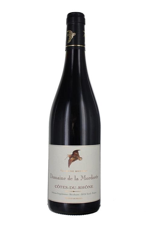 Domaine de la Mordorée, La Dame Rousse, Côtes du Rhône 2019