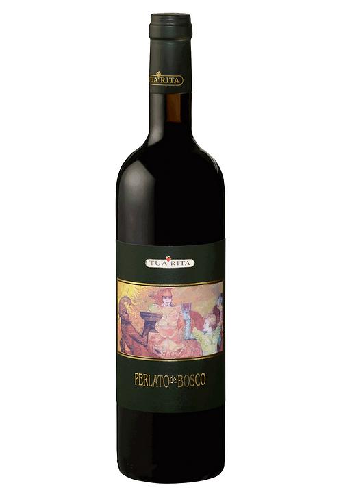 Tua Rita, Perlato del Bosco. Rosso Toscana IGT,2016