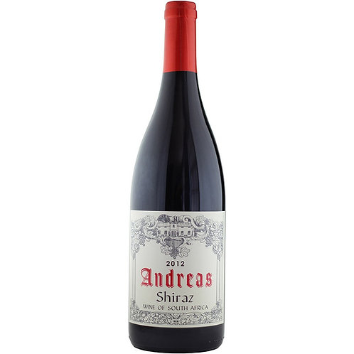 Andreas - Shiraz