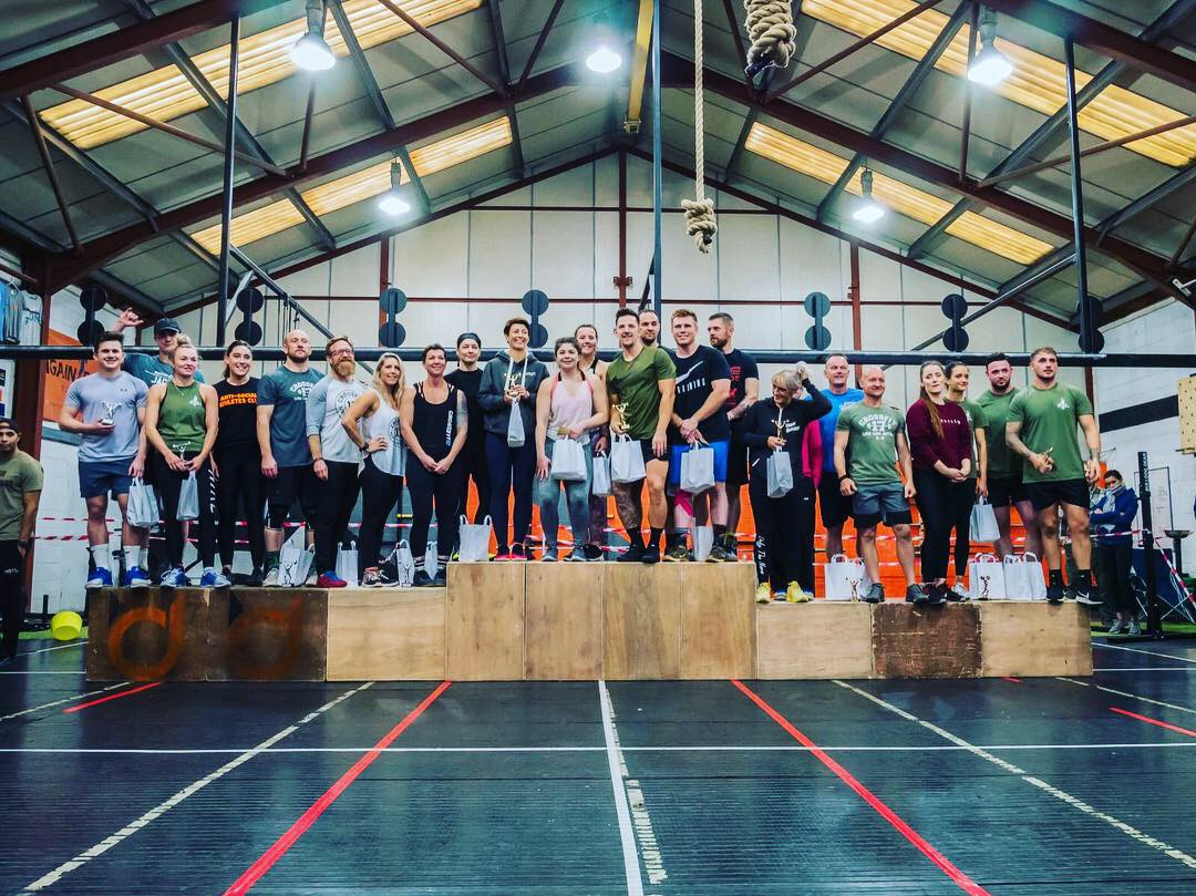 CrossFit Deviant Derby