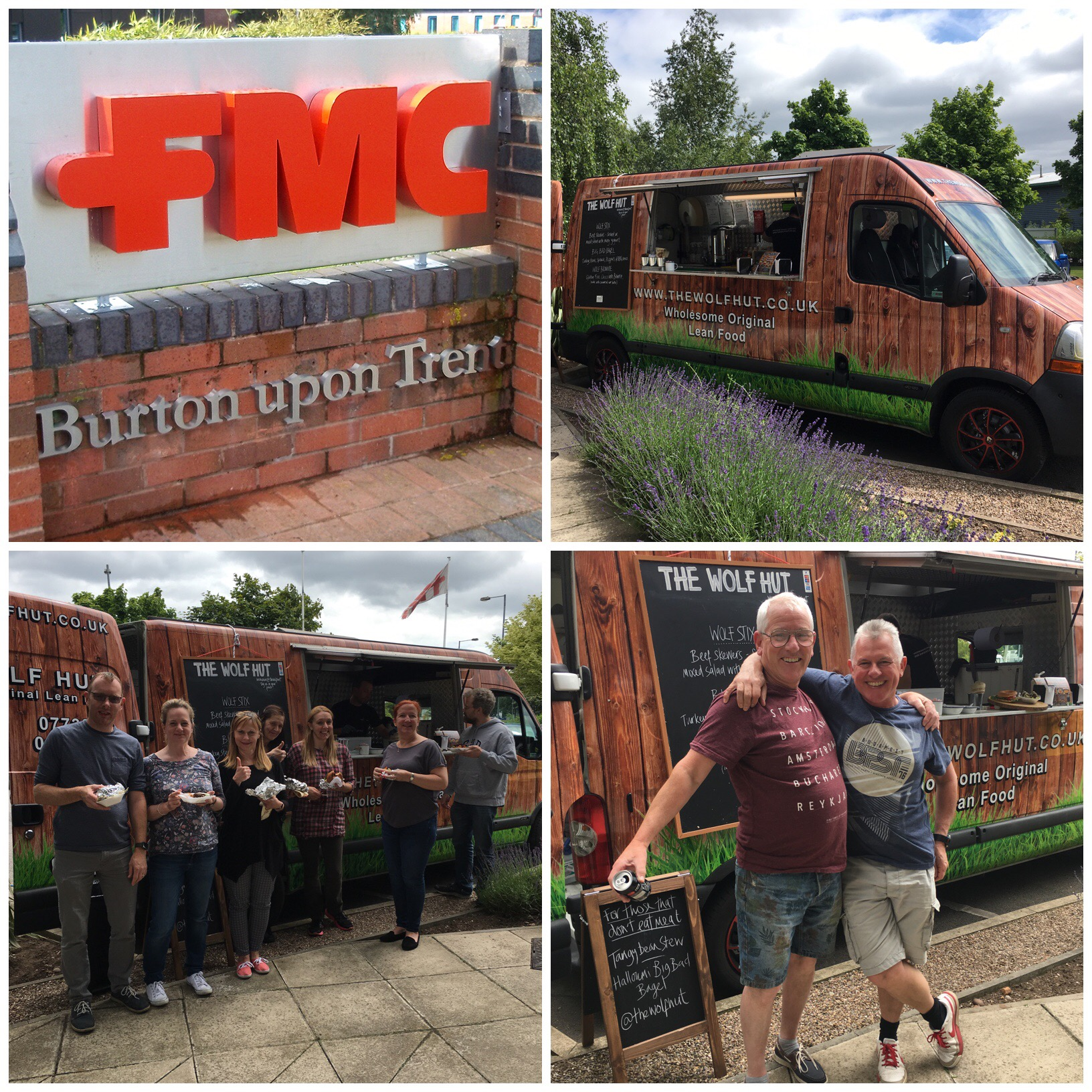 FMC Lunch 16th June 2018