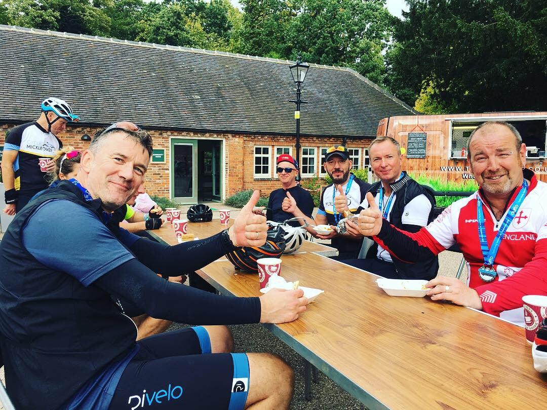 Cycle Derby Sportive Sept 2018