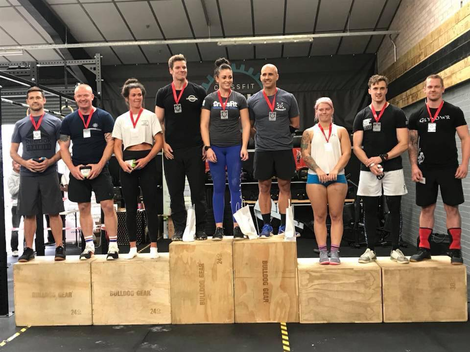 CrossFit Lacemakers - Sep 2018