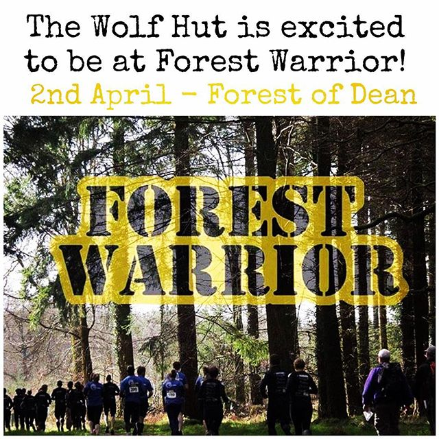 See you at Forest Warrior!
