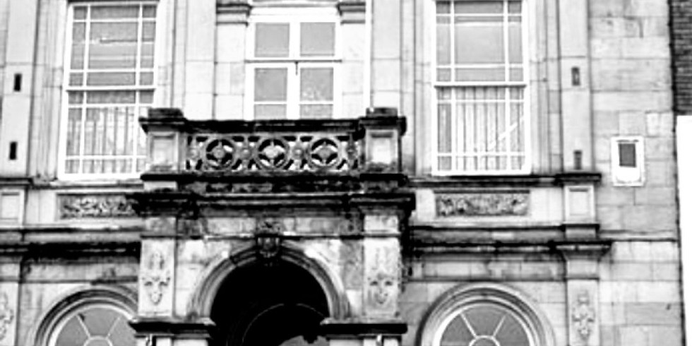 Ghost hunt at Ashbourne Town Hall DE61HQ