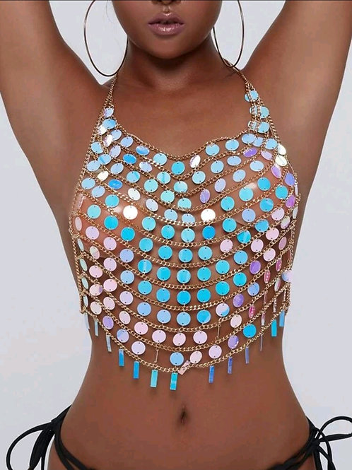 PRIZM SHIMMER DECOR BODY ACCENT JEWELRY