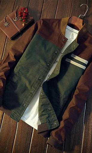 MEN'S AUTUMN/WINTER CASUAL JACKETZ