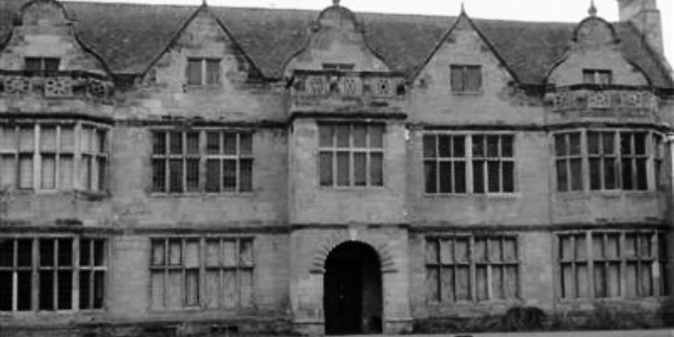Ghost hunt St John's House Museum Warwick CV34 4NF