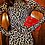 Thumbnail: CHEETAH LONG SLEEVE BODYCON DRESS