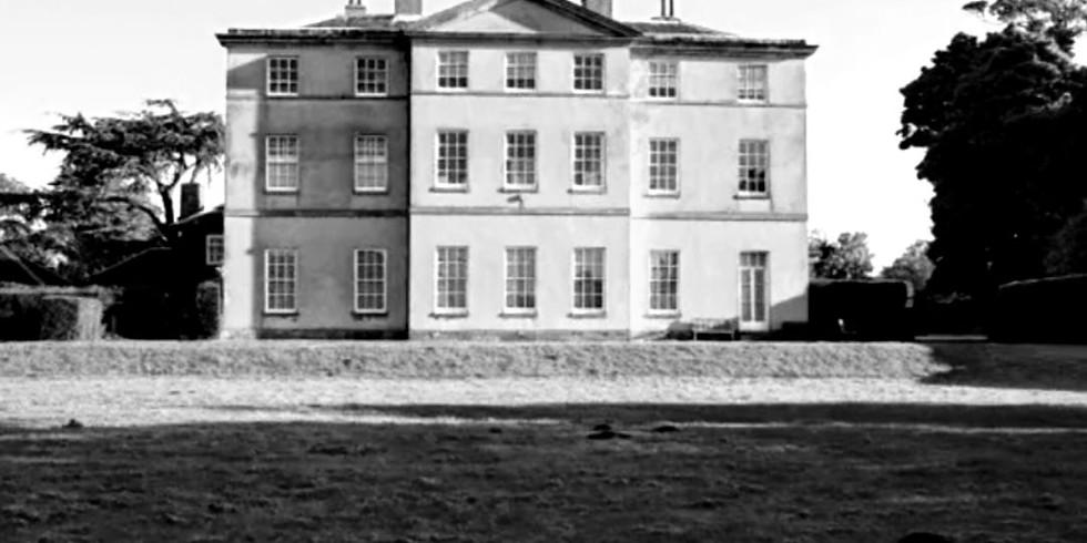 Ghost hunt Strelley Hall Nottingham