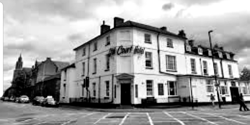 supper and ghost hunt at the haunted Grail Court Hotel 35.00 p.p