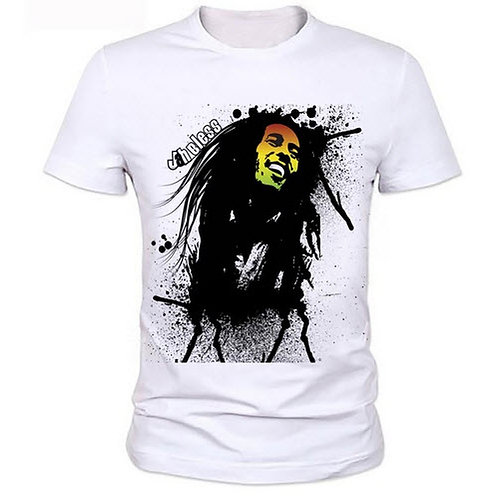 BOB MARLEY SHADOW T-SHIRTZ