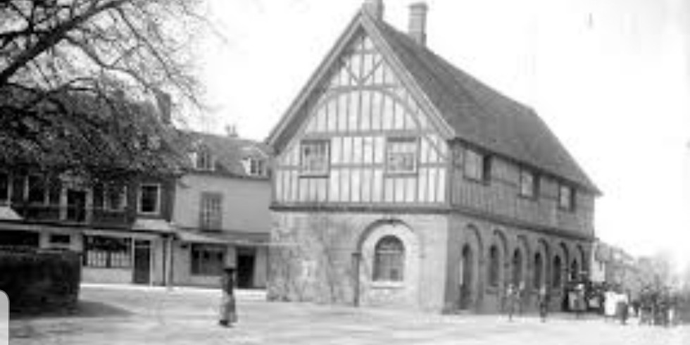 Ghost hunt Alcester War memorial Town Hall 25.00 10% discount using AL20 at checkout (1)