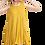 Thumbnail: FLYAWAY SLEEVELESS CREPE DRESS