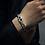 Thumbnail: STAINLESS STEEL LYNX BRACELET 316L