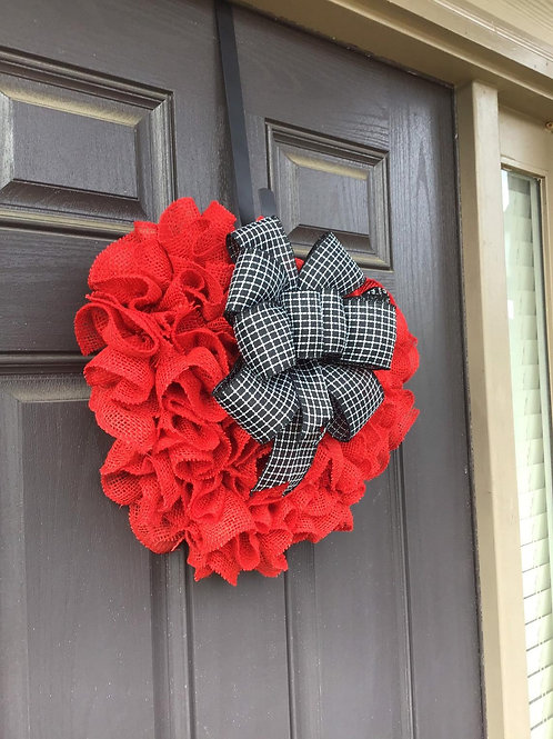 SO THIS IS LOVE-VALENTINES WREATHS